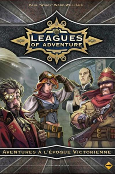 Leagues of Adventure cover