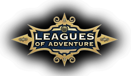 Leagues of Adventure logo